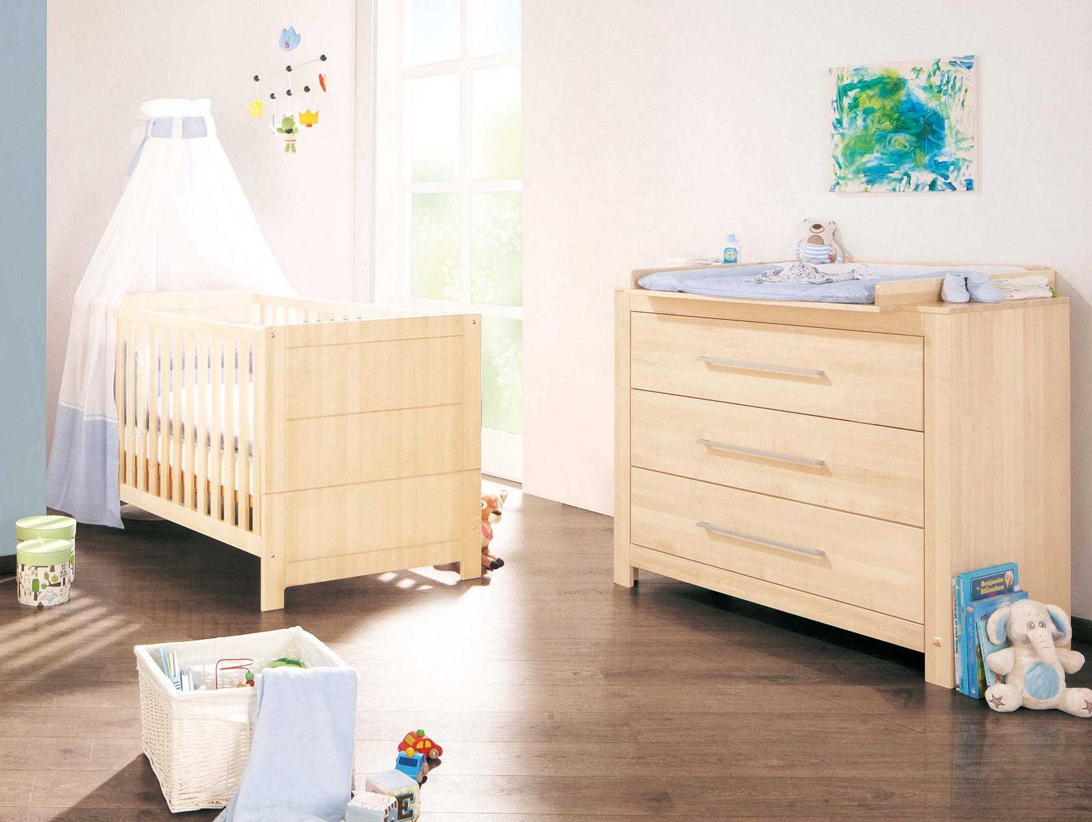 Chambre bébé bois massif - ouistitipop