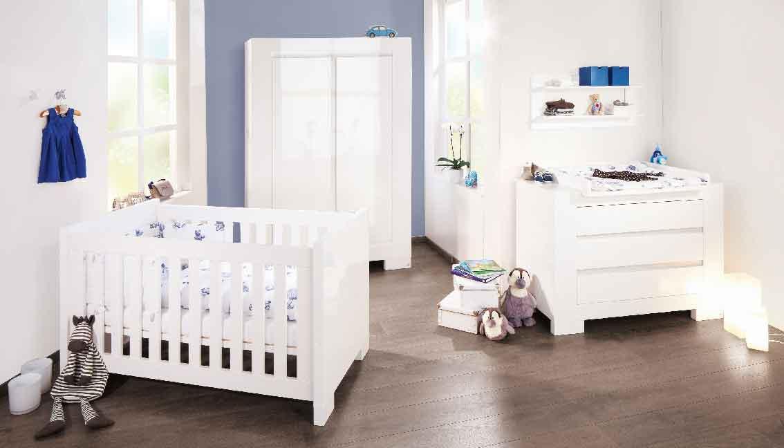 Chambre bebe complete avec lit evolutif - ouistitipop