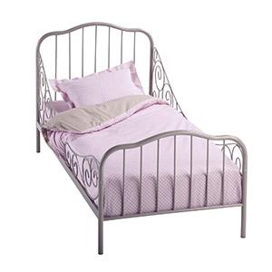 lit evolutif metal ouistitipop. Black Bedroom Furniture Sets. Home Design Ideas