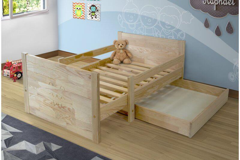 Lit Enfant Bois - Ouistitipop
