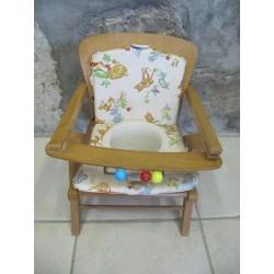chaise bebe basse ouistitipop. Black Bedroom Furniture Sets. Home Design Ideas