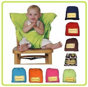 Adaptateur chaise bébé tissu