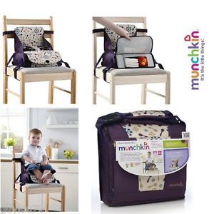 Rehausseur chaise voyage ouistitipop - Rehausseur de chaise de voyage ...