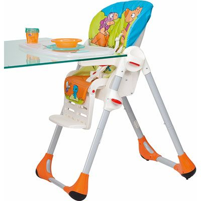 Chaise haute nourrisson