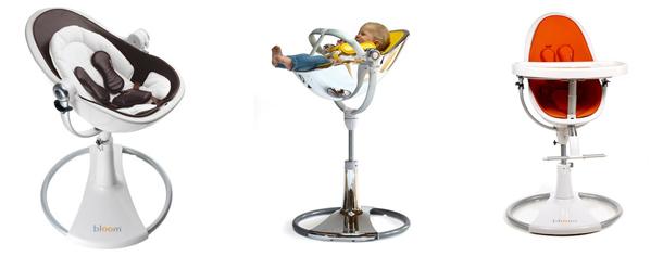 Chaise Haute Bebe Design