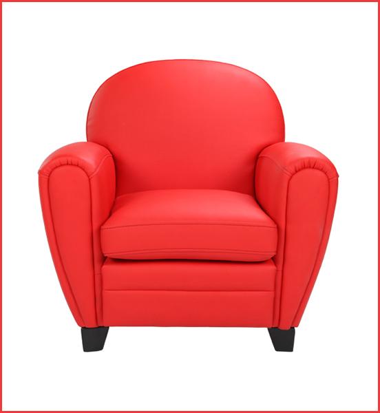 fauteuil enfant rouge ouistitipop. Black Bedroom Furniture Sets. Home Design Ideas