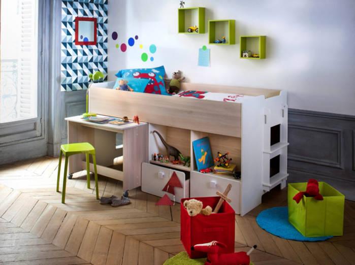 Chambre Enfant 10m2. Plan Amenagement Cuisine M Frais Chambre Enfant ...