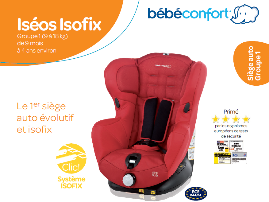 Siege auto bebe confort soldes