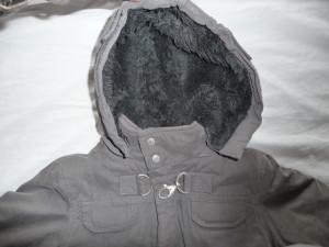 Manteau garcon 24 mois
