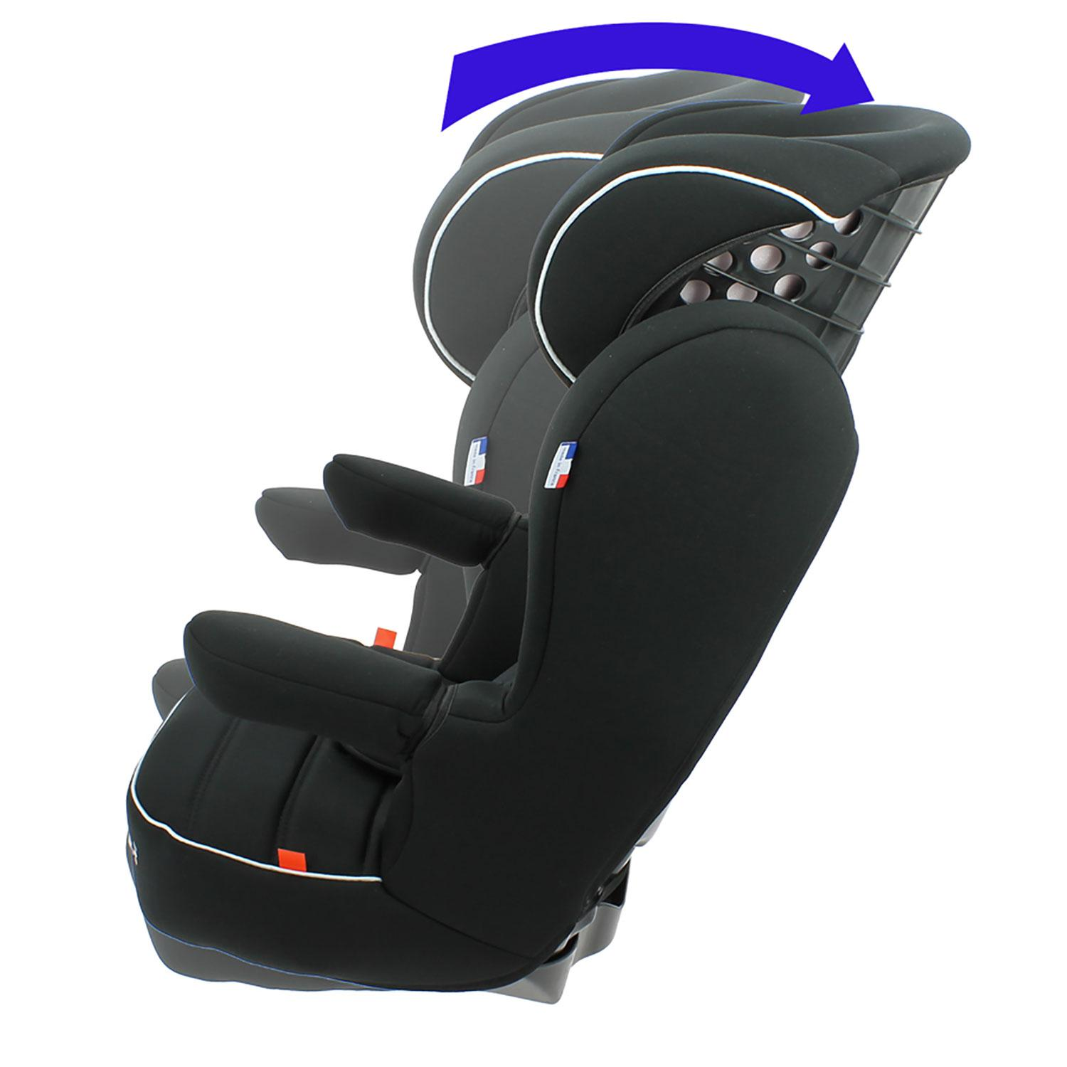 Rehausseur inclinable voiture ouistitipop - Rehausseur auto inclinable ...