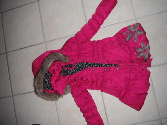 Manteau hiver 4 ans