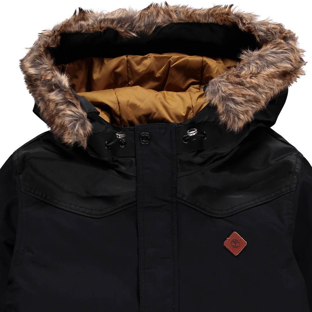 Manteau enfant parka