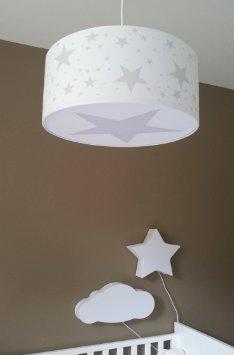 Suspension luminaire etoile