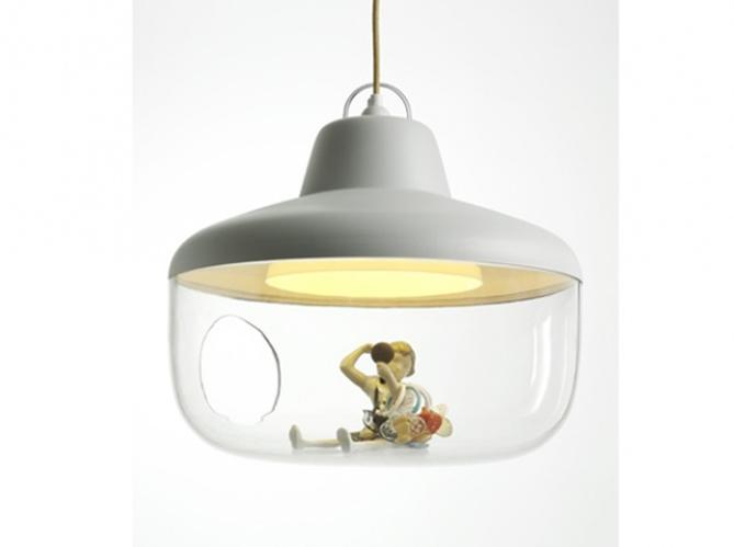 Luminaire suspension chambre bébé - ouistitipop