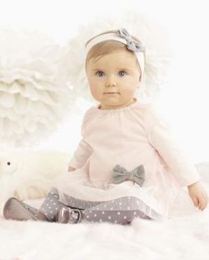 Les vetement de bebe fille
