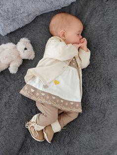 Tenue hiver bébé fille