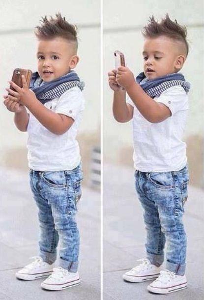 Vetement bébé garçon fashion