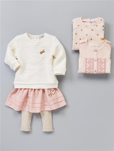 Mode bébé fille