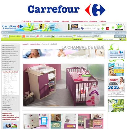 carrefour lit b b ouistitipop. Black Bedroom Furniture Sets. Home Design Ideas