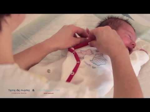 Habille naissance fille