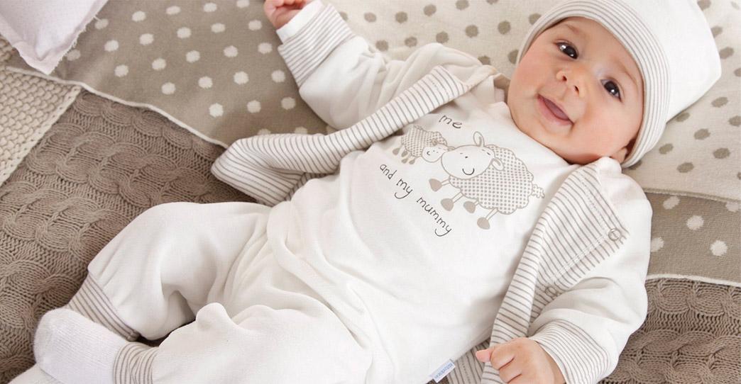 Ensemble bébé garçon 1 mois