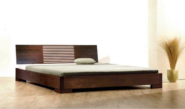 lit bois ouistitipop. Black Bedroom Furniture Sets. Home Design Ideas