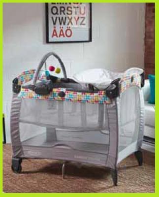 lit de voyage pop up ouistitipop. Black Bedroom Furniture Sets. Home Design Ideas
