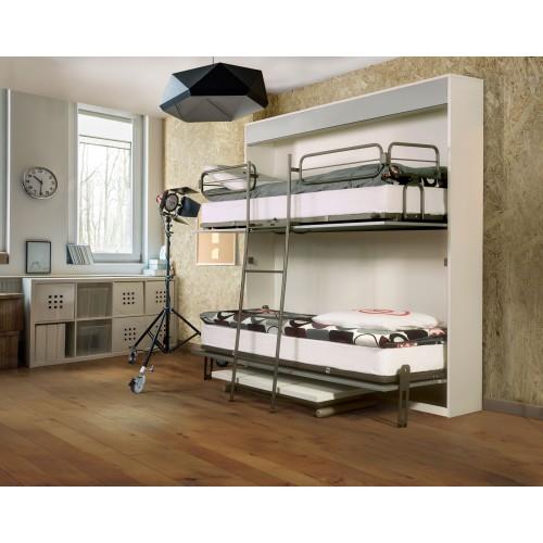 lit mezzanine cabane ouistitipop. Black Bedroom Furniture Sets. Home Design Ideas