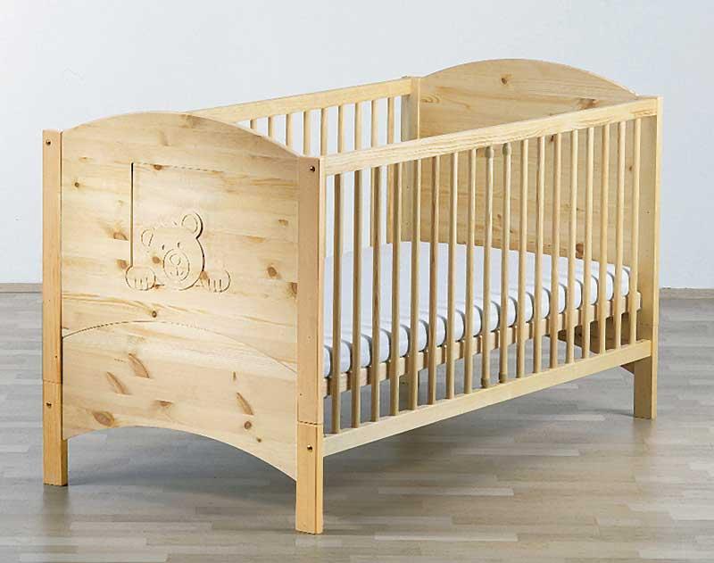 lit bebe 140 ouistitipop. Black Bedroom Furniture Sets. Home Design Ideas