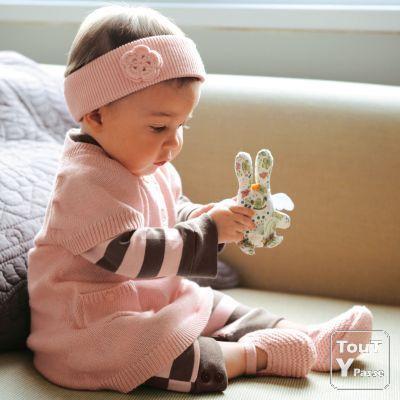 e1e46db7e8c9a Vetement bebe fille 6 mois - ouistitipop
