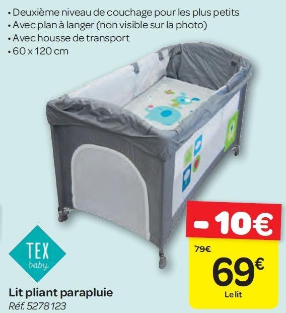 lit pliant b b carrefour ouistitipop. Black Bedroom Furniture Sets. Home Design Ideas