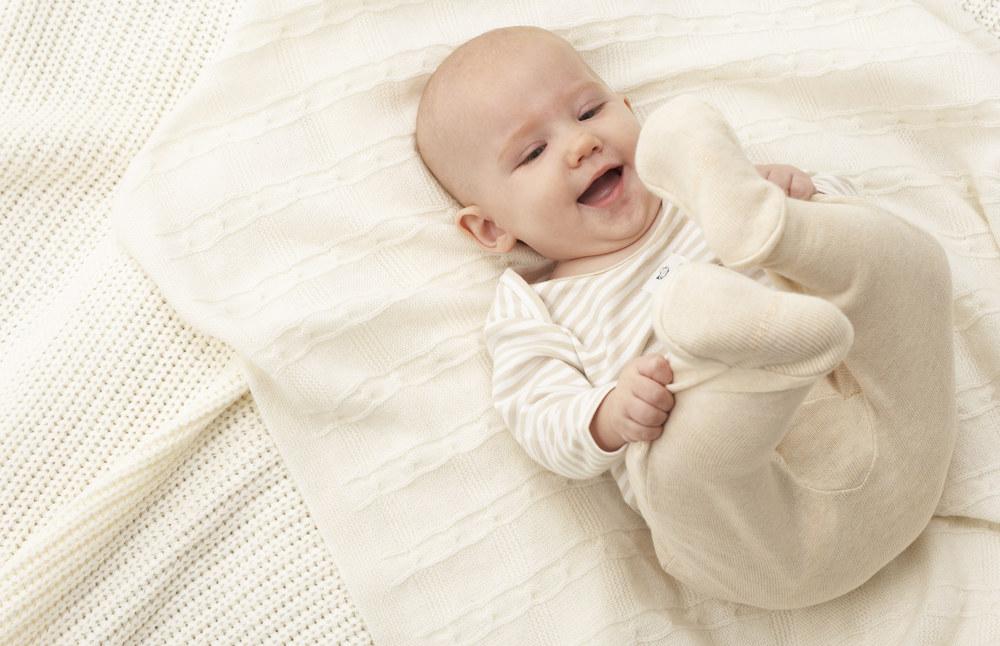 Habillement nouveau né
