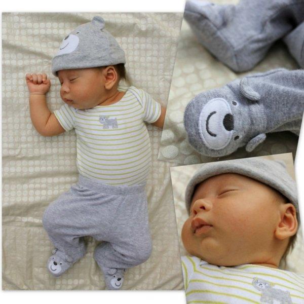 Vetement pour bébé nouveau né