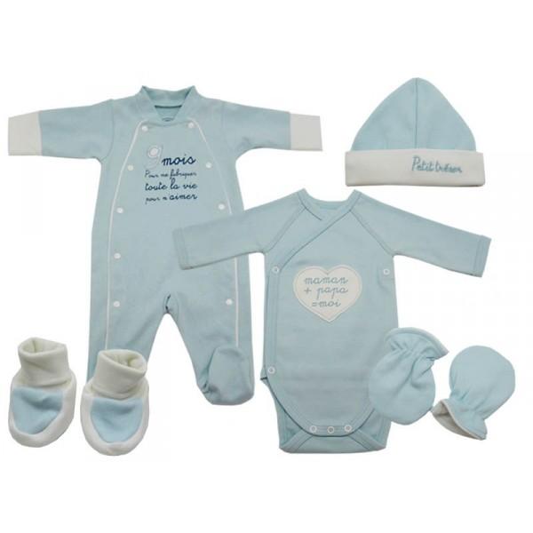 Habit bebe fille naissance