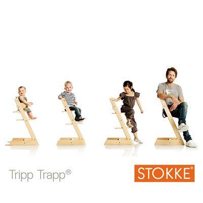 Chaise en bois evolutive