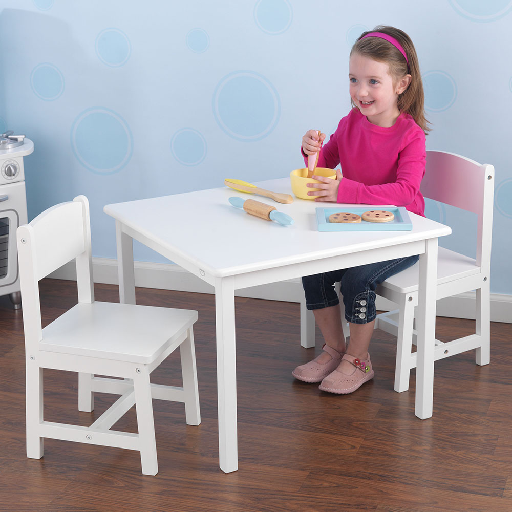 Table Et Chaise Petite Fille petite table et chaise enfant - ouistitipop