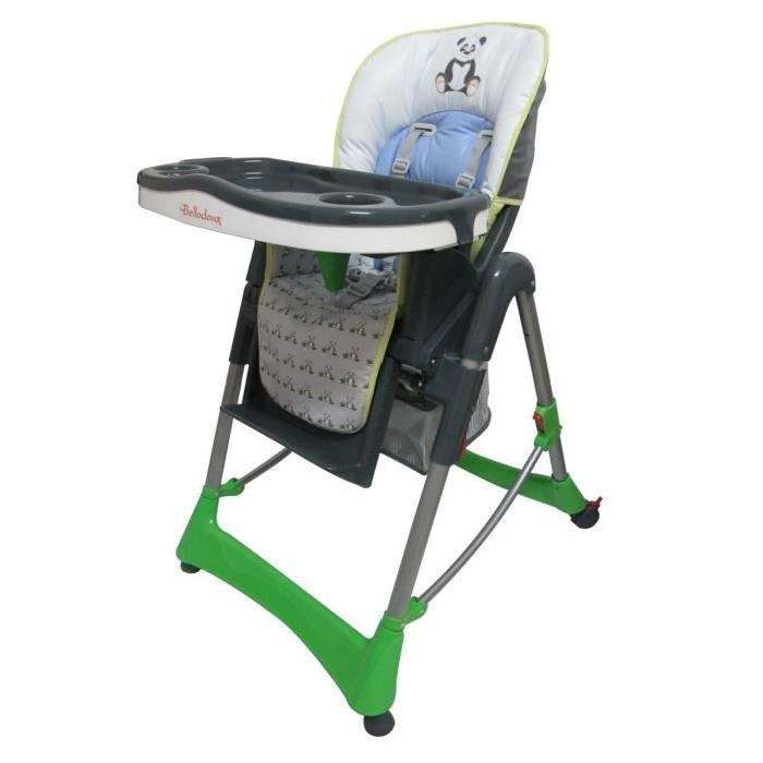Chaise bebe multifonction