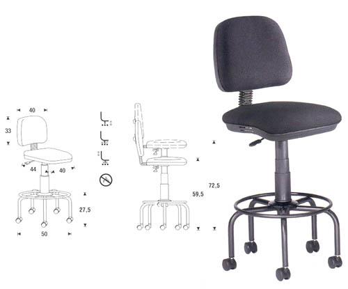 Chaise pour table a dessin