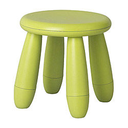 Table ronde ikea enfant