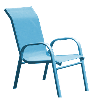 Chaise de jardin enfant