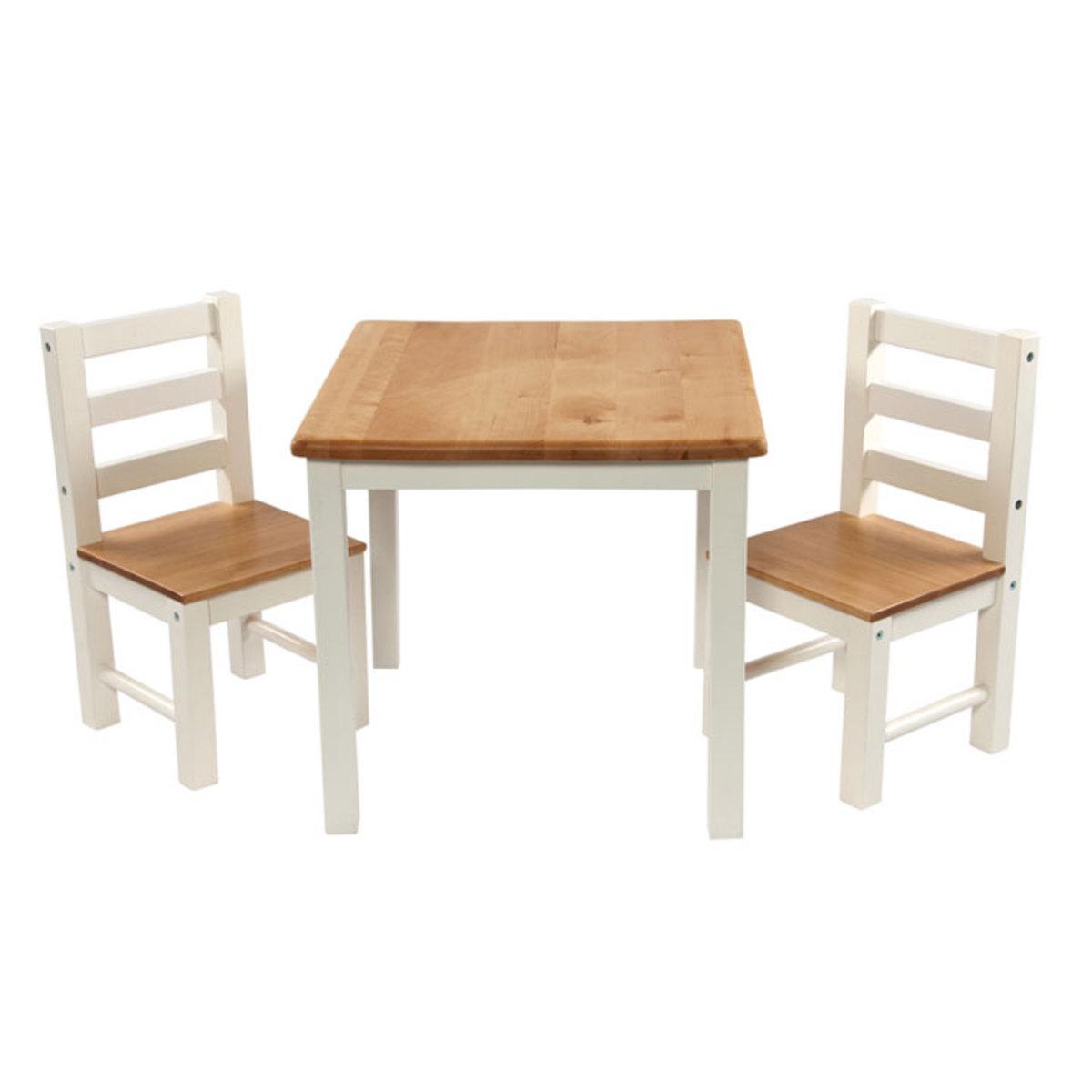 Table et chaise bebe pas cher