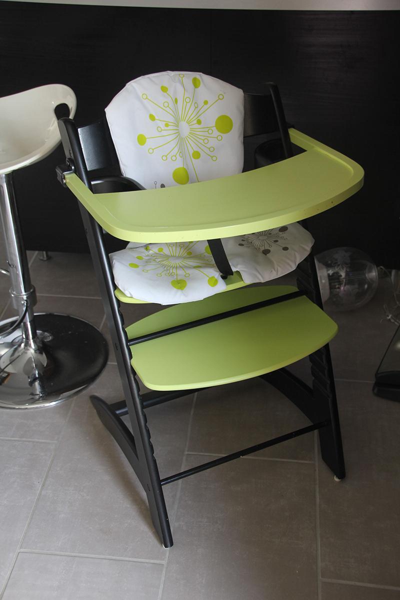 Table et chaise pour bébé ikea