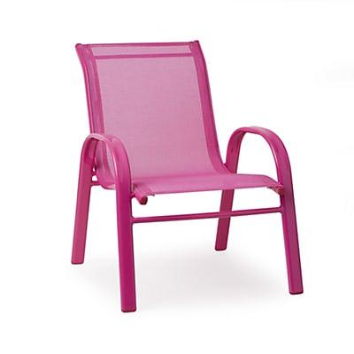 Chaise exterieur enfant