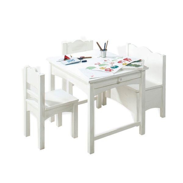 Table et chaise enfant pas cher