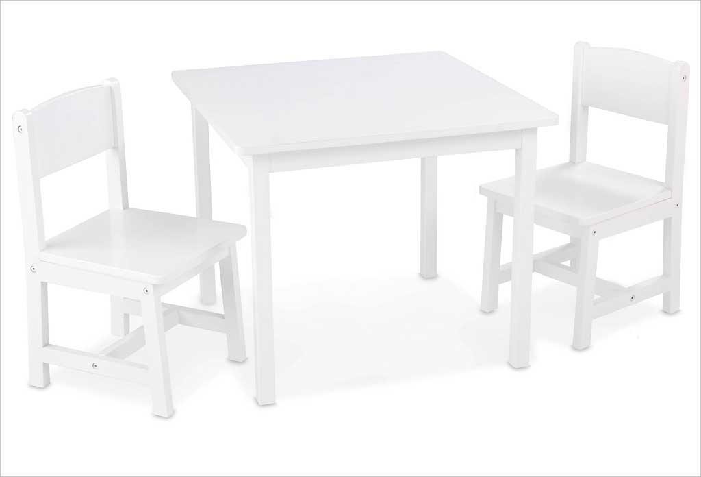 Petite table en bois enfant