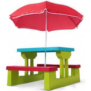 Table et banc enfant