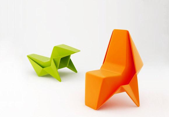 Chaise design enfant