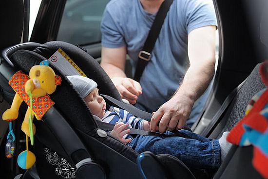 Fauteuil voiture pour bébé