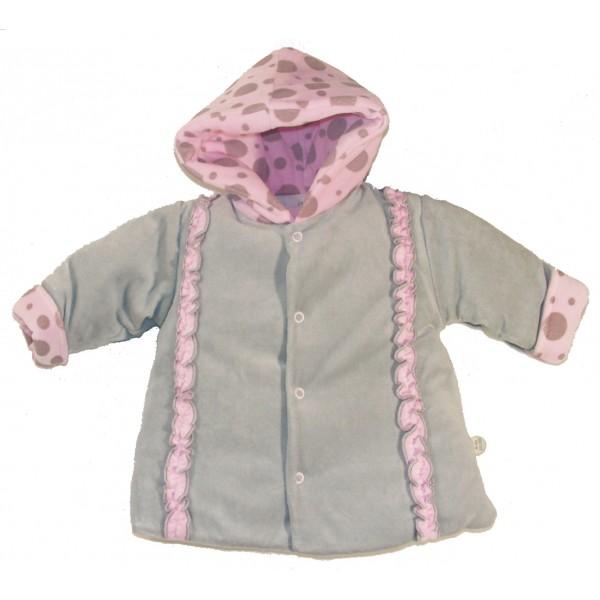 Manteau chaud bebe