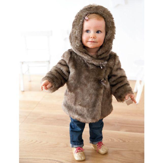Manteau hiver 2 ans fille